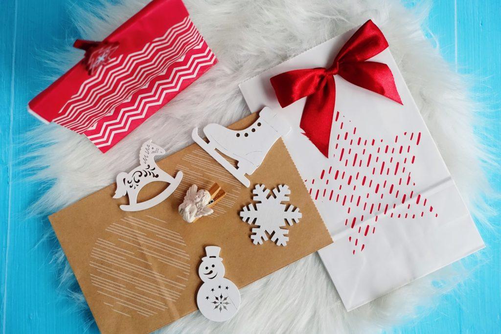 Papierowe torby na prezenty