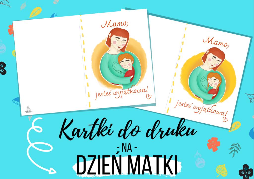 Kartki na Dzień Matki - Po prostu kreatywnie!